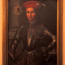 Francesco Busti, Ritratto di Braccio - Perugia, Anticamera del Sindaco