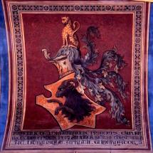 Stemma di Braccio - Perugia, Palazzo dei Priori, Sala dei Notari