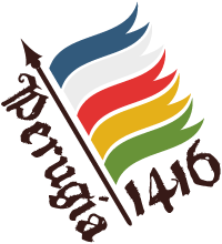Perugia 1416 - Logo