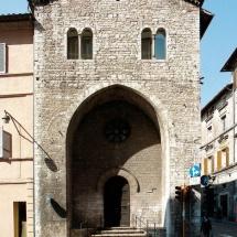 Incrocio dei Tre Archi - Chiesa di Santa Croce