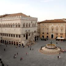 Perugia- Piazza IV Novembre