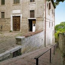 Piazzetta di Raffaello o San Severo - Chiesa di San Severo