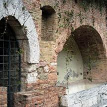 Via Enrico Dal Pozzo - Fonte Medievale