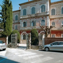 Via Fanti - villa Mavarelli-Gnomi