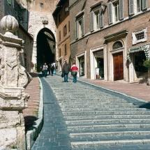 Via Sant'Ercolano detta Scalette di Sant'Ercolano