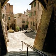 Via e Piazzetta San Giovanni del Fosso