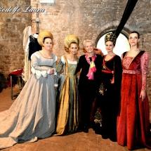 Costumi d'epoca alla Rocca Paolina