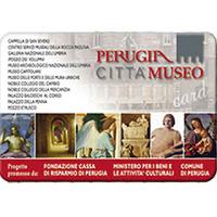 Card Perugia Città Museo