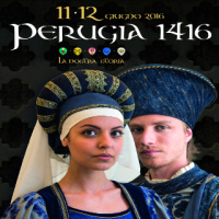Perugia 1416 - manifesto Perugia 1416