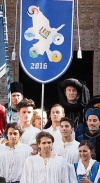Perugia 1416 - Porta Santa Susanna Vince Il Palio 2016