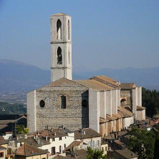 Chiesa di San Domenico - Perugia