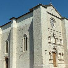San Francesco al Prato: ricollocazione della croce