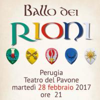 Ballo dei Rioni _28 febbraio 2017