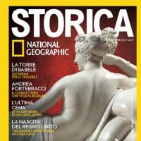 Copertina National Geographic Storica Novembre2016