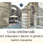 Cena medievale del Magnifico Rione di Porta Santa Susanna