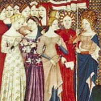 Le donne nel Medioevo