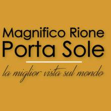 Inaugurazione sede Magnifico Rione Porta Sole