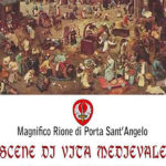 Scene di vita medievale