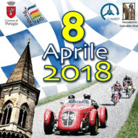 Historic Perugia. Vintage Autos and motorbikes in the Districts