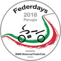 Delegazione di Perugia 1416 al BMW Motorrad Federdays Italia