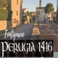 Perugia 1416 – Cena conclusiva presso il contado di Fontignano