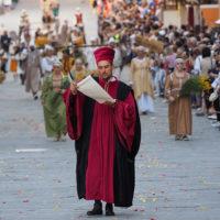 Rivediamo Perugia 1416 con Umbriatv