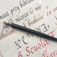 Scuola Estiva di Calligrafia 2019