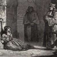 Il processo alla strega Riccola Di Puccio del 1347