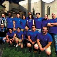 Presentazione Atleti del Magnifico Rione di Porta Santa Susanna