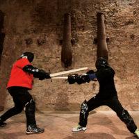 Torneo di spada tra i Magnifici Rioni