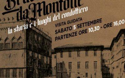 Braccio da Montone a Perugia – Visite guidate