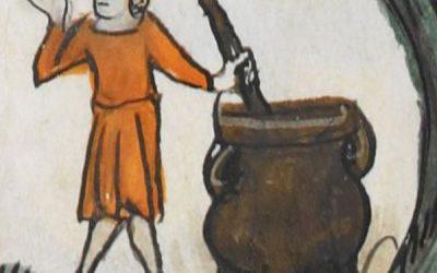 Il Medioevo a tavola. 5 Ricette per 5 Rioni